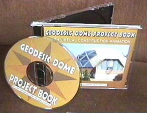 Geodesic Dome Project Book on CD-rom