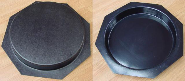Stepping Stone Molds 102 - Round - Contractor